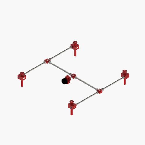 顶升系统-H 型配置
