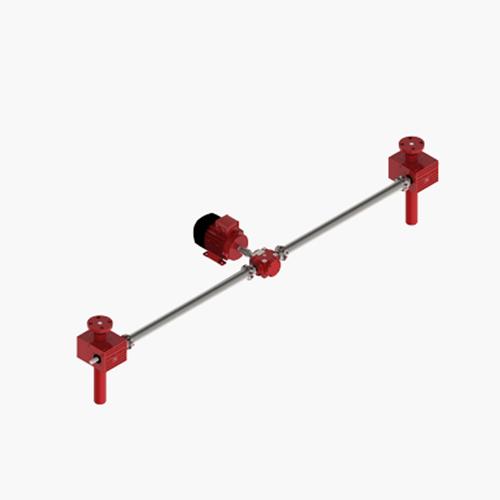 顶升系统-T 型配置